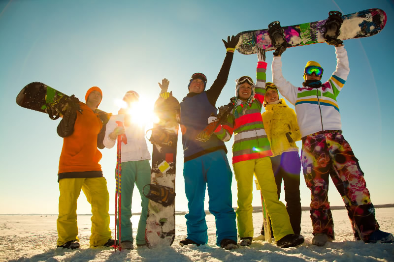 Tábory deťom - Čo si má dieťa zobrať na lyžovačku - na lyžiarsky výcvik b93bea27ce9